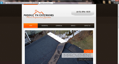 Middle TN Exteriors
